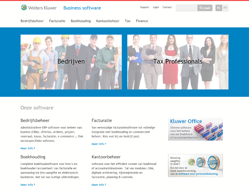 Wolters Kluwer Business Software